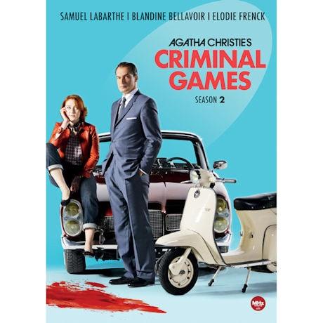 Agatha Christie's Criminal Games: Season 2 DVD