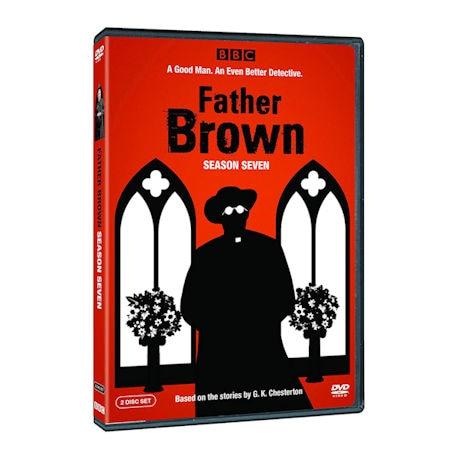 Father Brown: Season 7 DVD