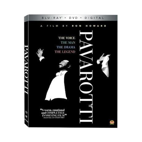 Pavarotti DVD & Blu-Ray