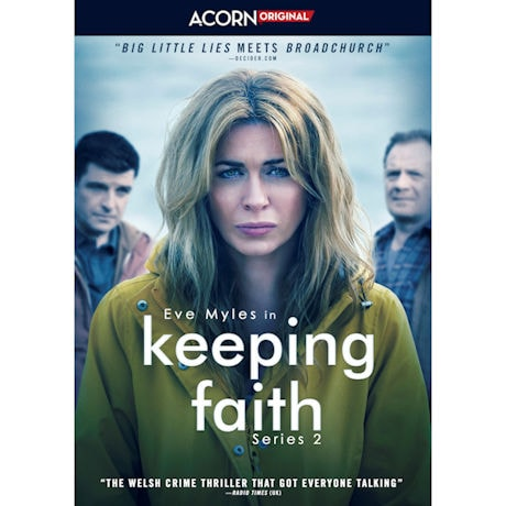 Keeping Faith: Series 2 DVD & Blu-Ray