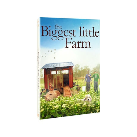 The Biggest Little Farm DVD