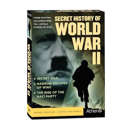 Secret History of World War II DVD