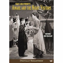 Amahl And The Night Visitors DVD Blu Ray