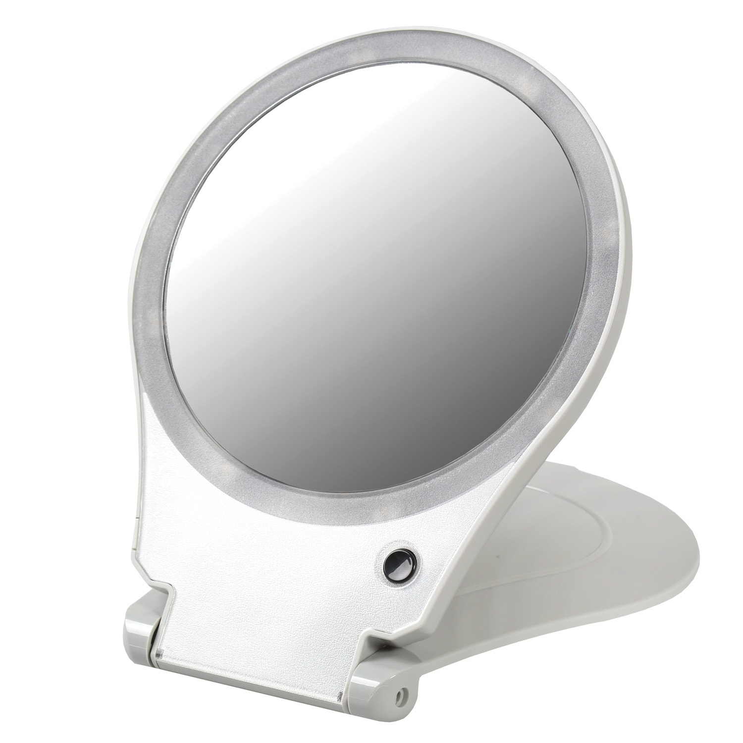 Floxite Lighted Home And Travel Mirror