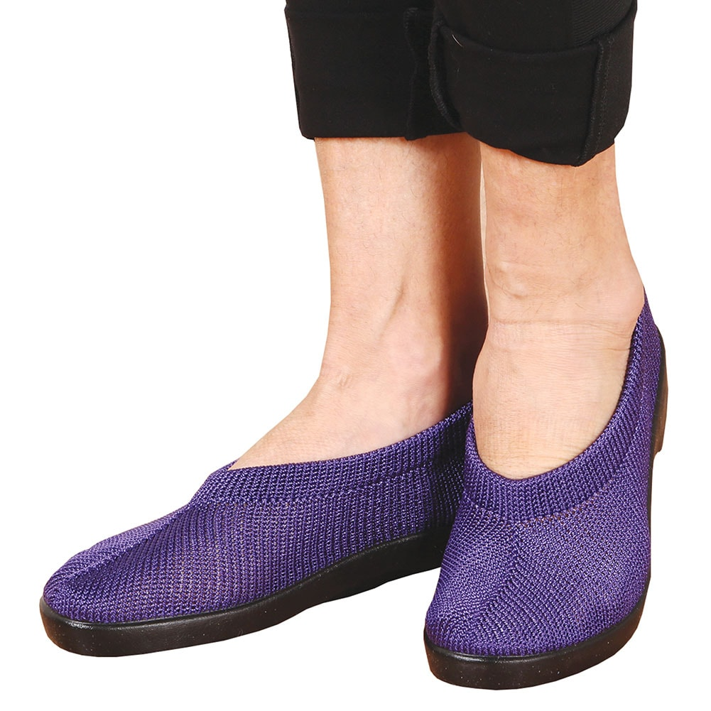 Women-039-s-Spring-Step-Tender-Stretch-Knit-Slip-on-Travel-Shoes thumbnail 8