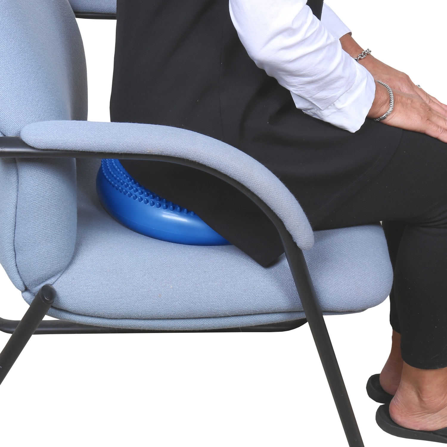 Balance Cushion Seat Chair Cushion Micro-Movement Toning Workout