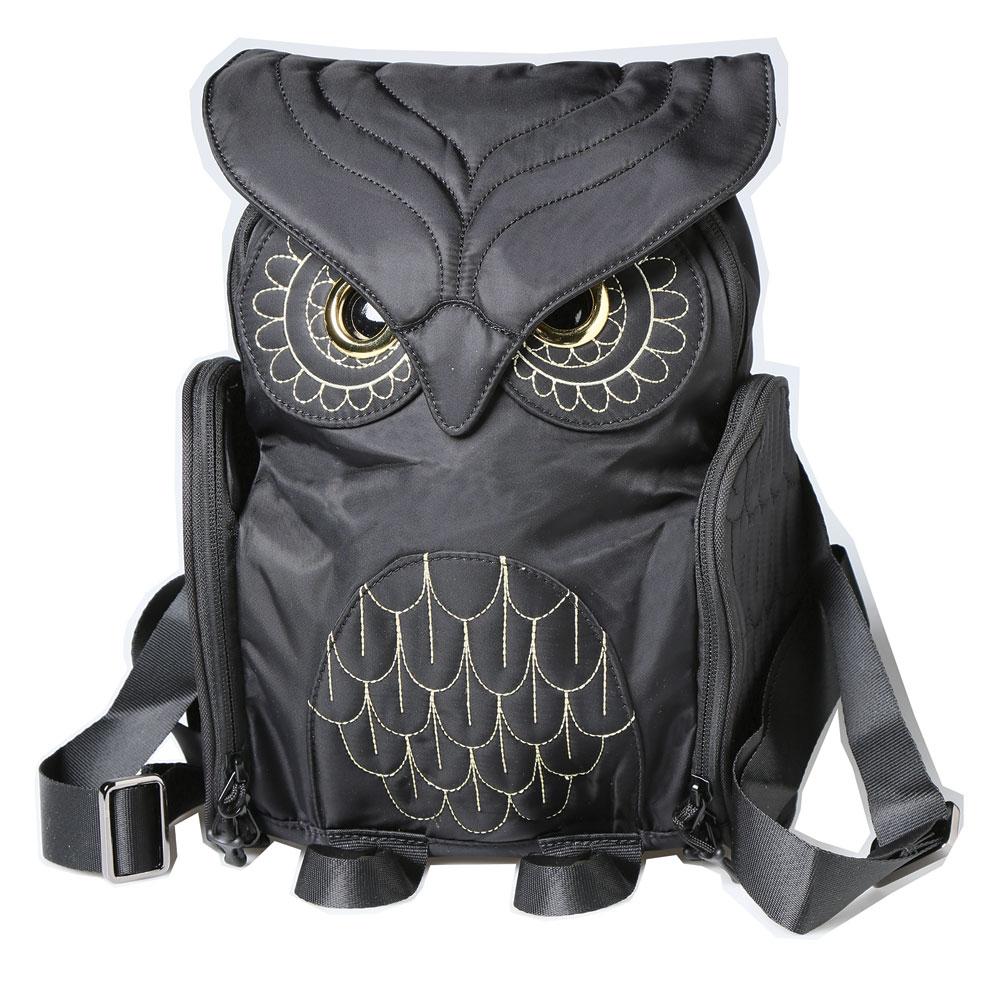 cute owl animal shaped backpack ebay