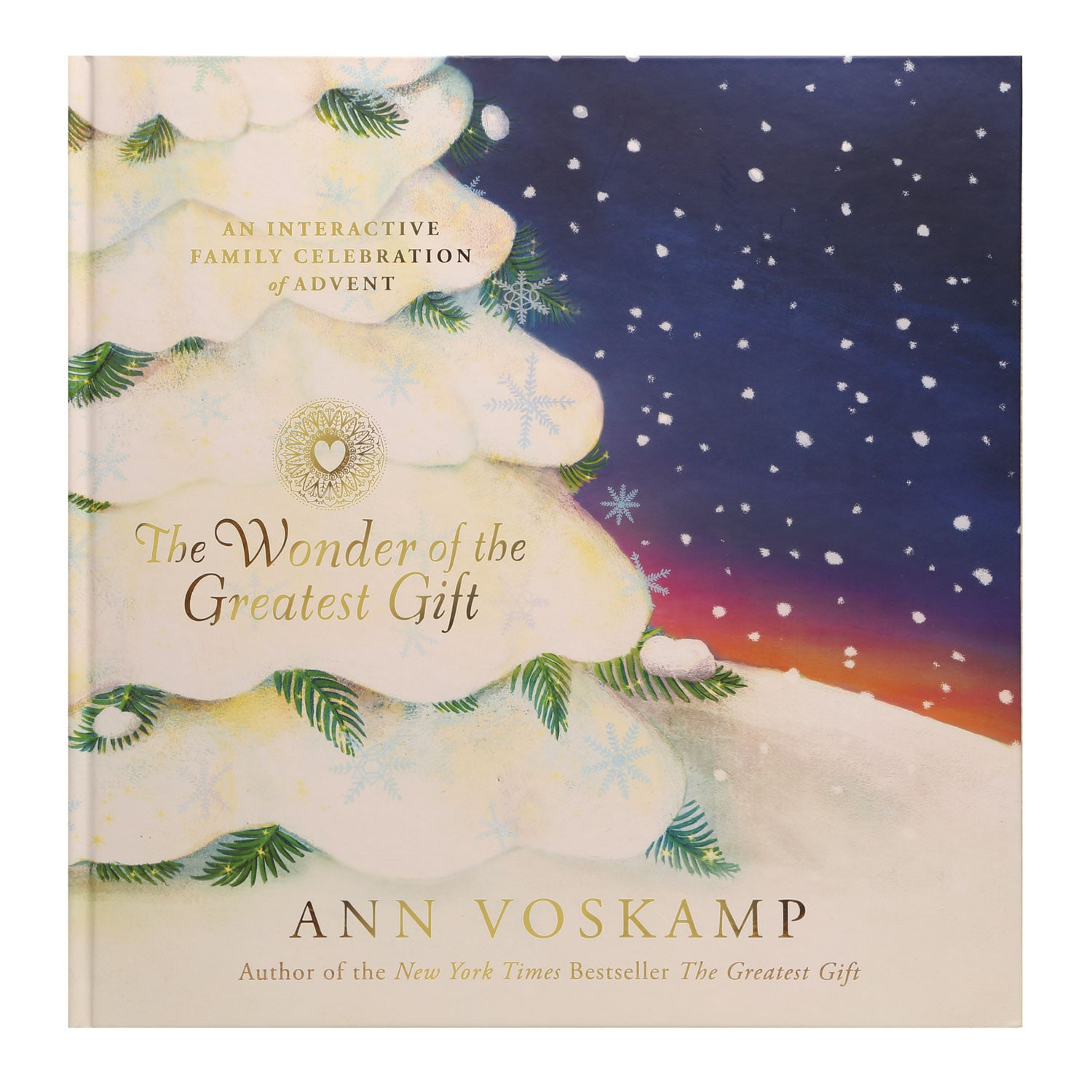 The Wonder of the Greatest Gift Jesse Tree Book - Interactive Advent ...